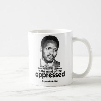Steve Biko - Potent Weapon Coffee Mug