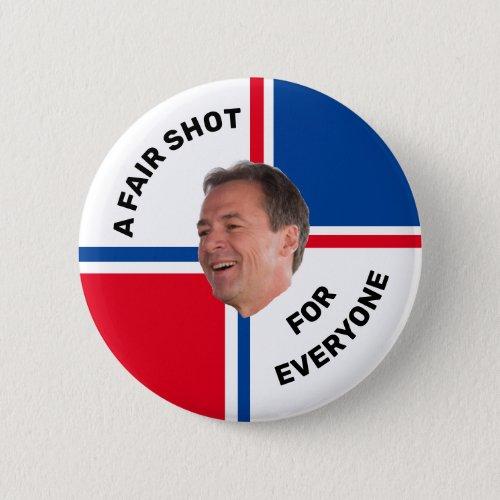 Steve Bullock 2020 Button