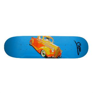 "Steve Caballero ""Cabart 1"" Skateboard Deck"