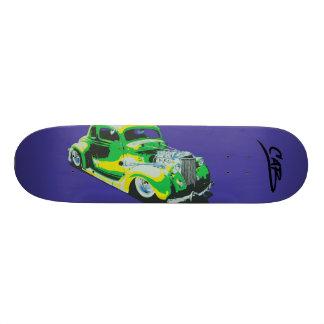 """Steve Caballero """"Cabart 3"""" Skateboard"""