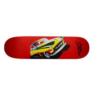 "Steve Caballero  ""Cabart 4"" Skateboard Deck"
