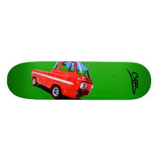 "Steve Caballero ""Econo"" Skateboard Deck"