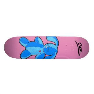 "Steve Caballero ""Faith Hope Love"" Skateboard Deck"