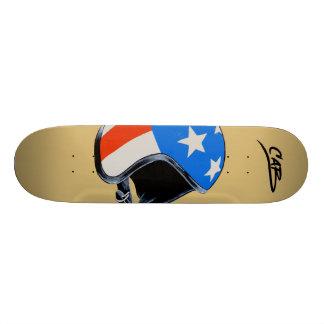 """Steve Caballero """"Helmet"""" Skateboard"""