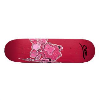 """Steve Caballero """"Monkey Brush"""" Skateboard Deck"""