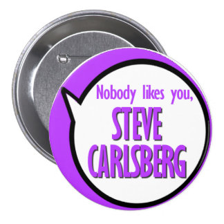 Steve Carlsberg Button