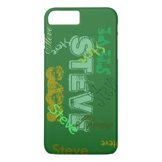 Steve Case iPhone Name Case - Green