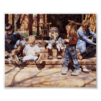 Steve Hanks Big Shoes to Fill Poster