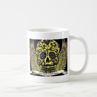 Steve Hester and Dejavoodoo logo Designs Coffee Mugs