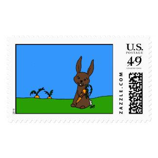 Steve Hops Postage Stamp