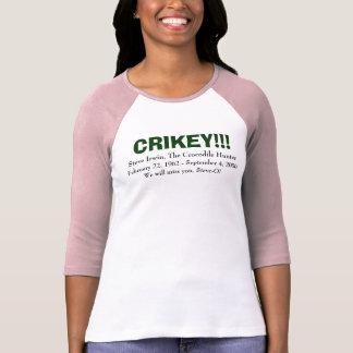 Steve Irwin, RASGÓN Camisetas