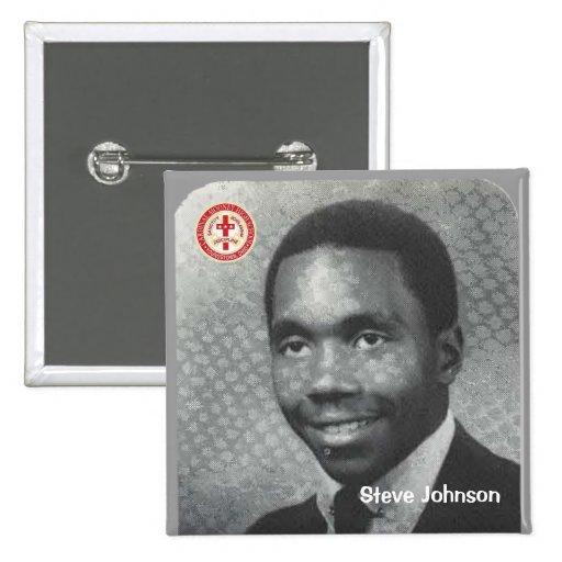 Steve Johnson Button