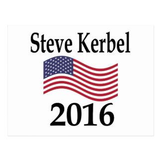 Steve Kerbel 2016 Tarjetas Postales