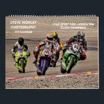 "Steve Midgley Photography 2019 Calendar<br><div class=""desc"">Steve Midgley Photography 2019 Calendar features the class champions from the Utah Sport Bike Association&#39;s 2018 season at the Utah Motorsports Campus</div>"
