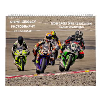 Steve Midgley Photography 2019 Calendar