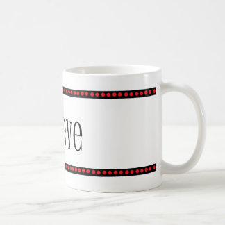 Steve name mug