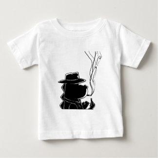 Steve Silloette Baby T-Shirt