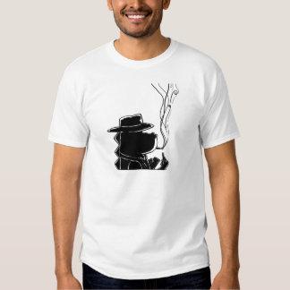 Steve Silloette Tee Shirt
