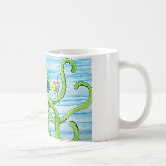 Steve the Octopus Coffee Mug