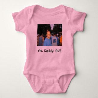 Steve tri, Go, Daddy, Go!! Baby Bodysuit