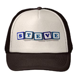 STEVE TRUCKER HAT