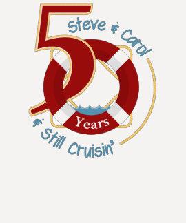 Steve y villancico, aún Cruisin Polera