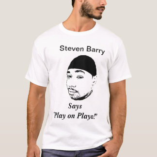 Steven Barry Promo T-Shirt