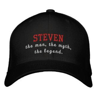 Steven el hombre, el mito, la leyenda