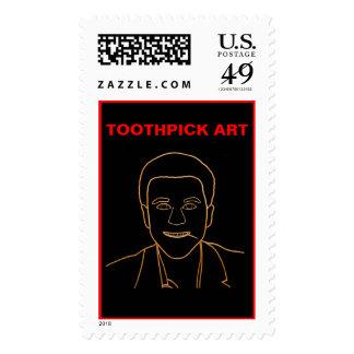 Steven J. Backman Postage Stamps