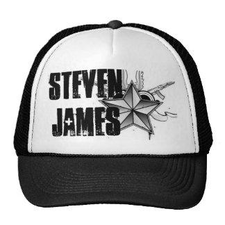 Steven James Trucker Hat