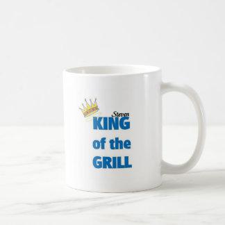 Steven King of the grill Coffee Mug