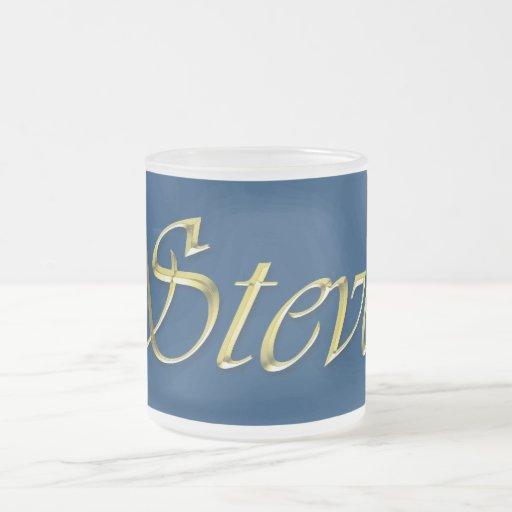 STEVEN Nombre-Calificó la taza de consumición del
