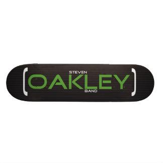 Steven Oakley Band Skateboard