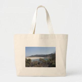 Steven s Creek Dam - Cupertino CA Tote Bags