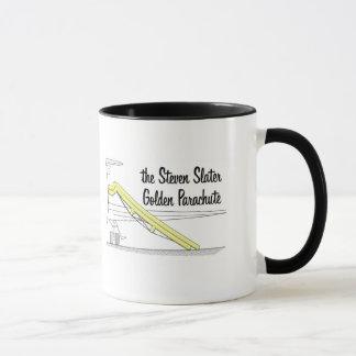 Steven Slater Golden Parachute mug