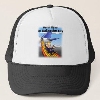 Steven Slater: Our Working Class Hero Trucker Hat