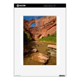 Stevens Arch - Escalante River - Utah Decals For The iPad