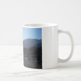 Steven's Creek Reservoir Coffee Mug