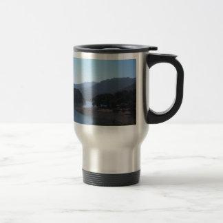 Steven's Creek Reservoir Travel Mug