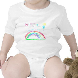 Steven's Rainbow Bodysuit
