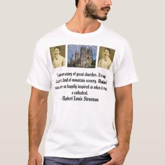 Stevenson on Churches T-Shirt