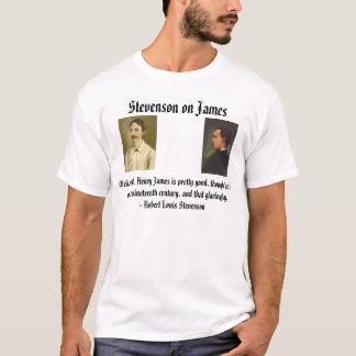 Stevenson on James T-Shirt