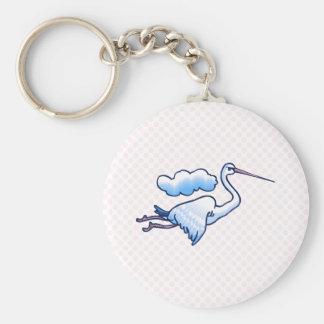 Stevenson Stork Keychains