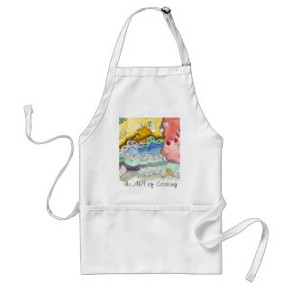 Steve's Abstract Doodle Aprons