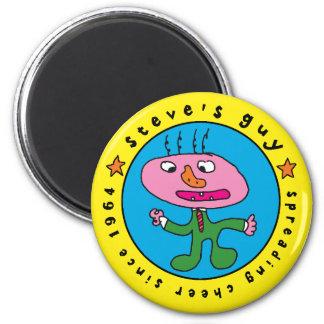 steve's guy magnet
