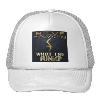 "Stevie Hawkins ""What The Funk?"" Cap Trucker Hat"