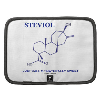 Steviol (Chemistry) Just Call Me Naturally Sweet Organizers