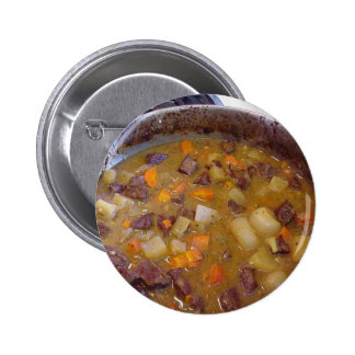 Stew Beef Carrots Turnips Food Dinner Cooking Pinback Buttons