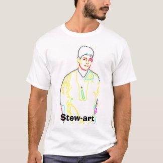 stew, Stew-art T-Shirt