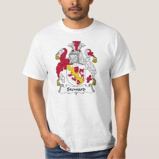 Steward Family Crest T-Shirt